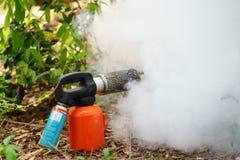 Moustiques et insectes de Mini Fogging Machines Manufacturers Photographie stock