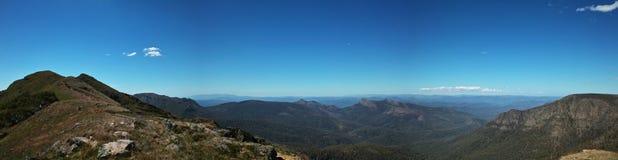 Moutain australiano de las montan@as Fotografía de archivo libre de regalías