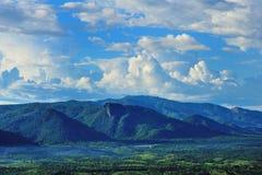 Moutain del paisaje Fotos de archivo