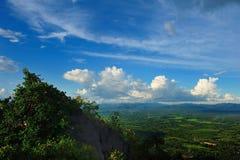 Moutain del paisaje Imagen de archivo