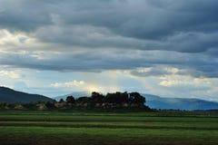 Moutain del paisaje Fotografía de archivo libre de regalías