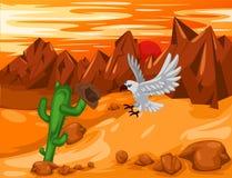 Moutain desert Royalty Free Stock Image