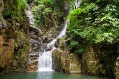 Moutain et ciel en Thaïlande Image stock