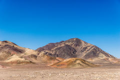 Free Moutain In The Desert Royalty Free Stock Photography - 59098947