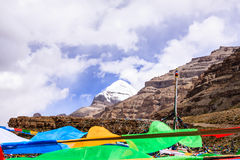 Moutain Kailash Royalty Free Stock Photos