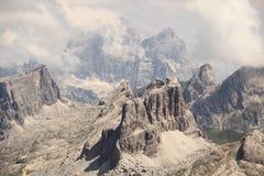 Moutains italiani fotografia stock