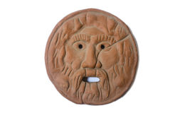 Mouth of Truth or Bocca della Verità Royalty Free Stock Image
