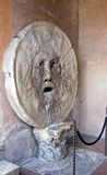 The Mouth of Truth, La Bocca della Verità Royalty Free Stock Photography