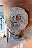 Mouth of Truth in Rome Royalty Free Stock Photography