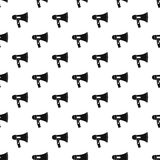 Mouthpiece pattern vector. Mouthpiece pattern seamless in simple style vector illustration Royalty Free Stock Image