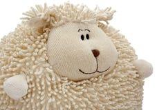 Moutons de jouet Photographie stock