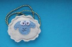Moutons faits main Photos stock