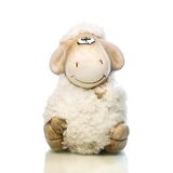 Moutons le symbole 2015 ans Photo libre de droits