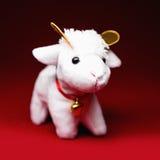 Moutons le symbole 2015 ans Image stock