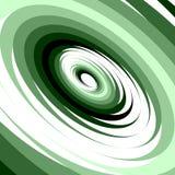 Mouvement abstrait de mouvement giratoire. Photos libres de droits