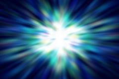 Mouvement abstrait de vitesse d'accélération de nuit Photo stock