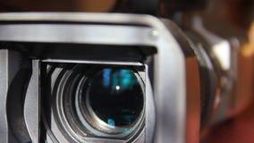 Mouvement de bourdonnement in camera clips vidéos
