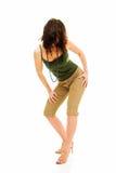 mouvement de danse photo libre de droits