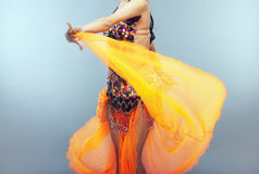 Mouvement de danseur photos stock