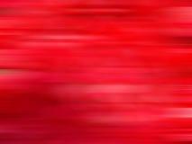 Mouvement de ligne rouge Images libres de droits