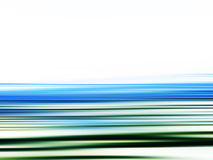 Mouvement à grande vitesse Image stock