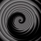 Mouvement spiralé #6. Image stock