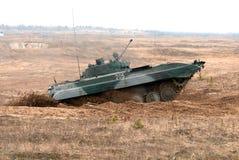 Mouvements de VBC BMP-2 Photographie stock libre de droits