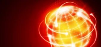 mouvements internationaux Image libre de droits