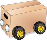 Mova o transporte Imagens de Stock