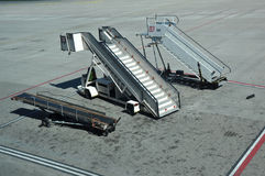 Movable ramp Royalty Free Stock Photos