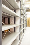 The movable shelves Royalty Free Stock Photos