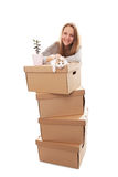 We move! Stock Photos
