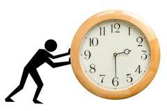 Time no stop Stock Photos
