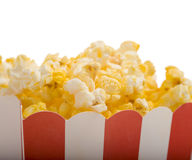 Movei Popcorn Royalty Free Stock Images