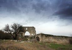 Citadel, XIV-XVIII centuries Stock Photo