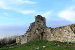 Citadel, XIV-XVIII centuries Royalty Free Stock Photos