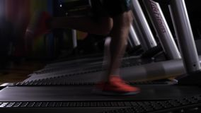 Movement is life. Fast running