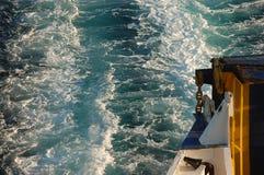 Movement of the sea Stock Photo