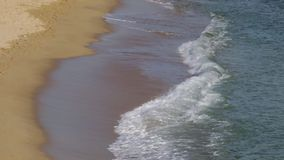 Movement of the waves. stock video footage