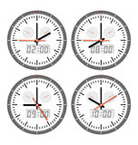 Movements and watches Royalty Free Stock Photography