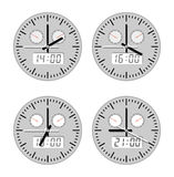 Movements and watches Stock Images