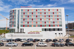 Movenpick Hotel - a hotel near Stuttgart trade fair Messe and airport Royalty Free Stock Photography
