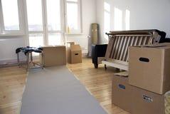 Mover-se Foto de Stock Royalty Free