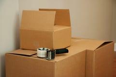 Mover-se Imagens de Stock
