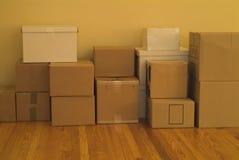 Mover-se em 01 Imagem de Stock