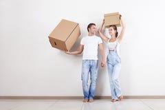 Mover-se fácil Fotografia de Stock