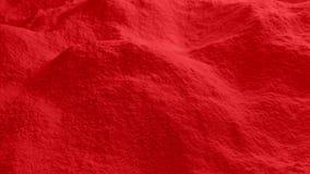 Mover-se sobre o pó vermelho filme