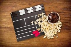 movie royalty-vrije stock afbeeldingen