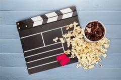movie stock afbeelding