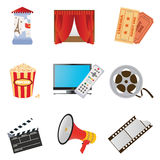 Movie Stock Photography